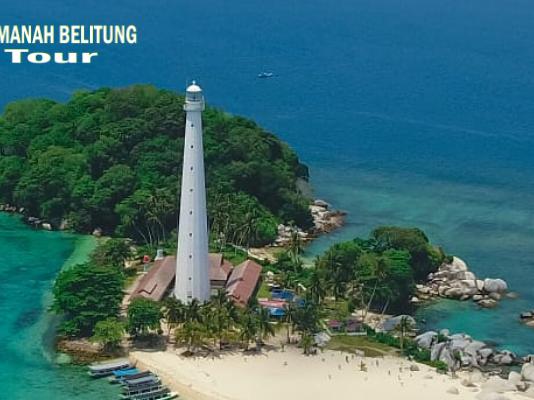 Kepingin Banget Wisata dan Liburan ke Belitung