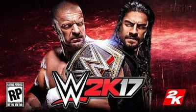 تحميل لعبة المصارعة WWE 2K17