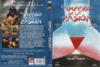 El imperio de la pasión / L'Empire de la Passion / Carátula