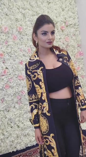 Bollywood Actress Anveshi Jain Latest Hot Stills Actress Trend
