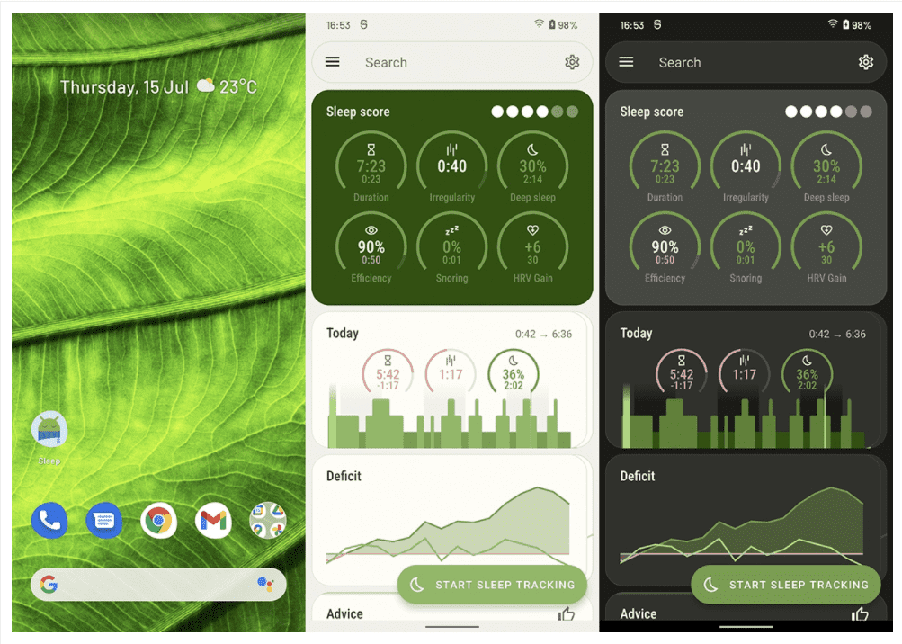 The First Apps To Use Android 12's Material You Theming