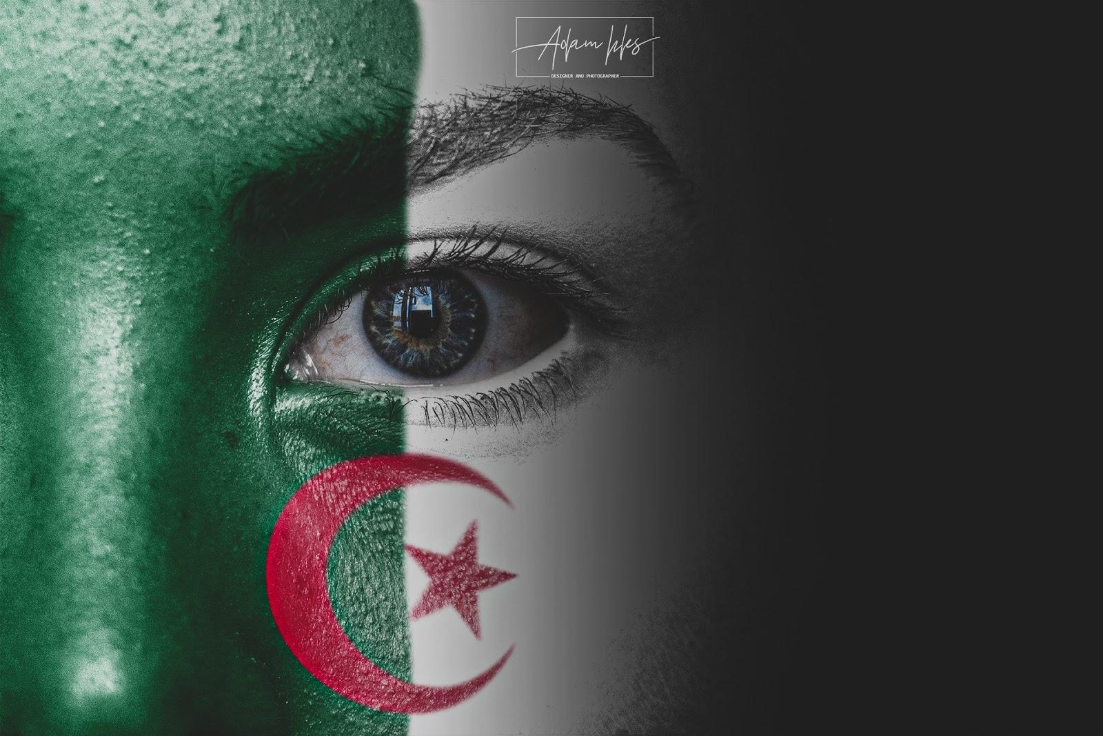 تحميل صور علم الجزائر