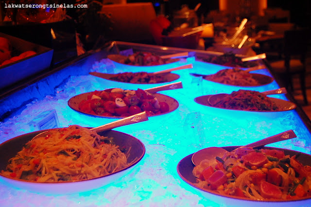 CASUAL BUFFET DINNER AT FOUR SEASONS HOTEL MACAU