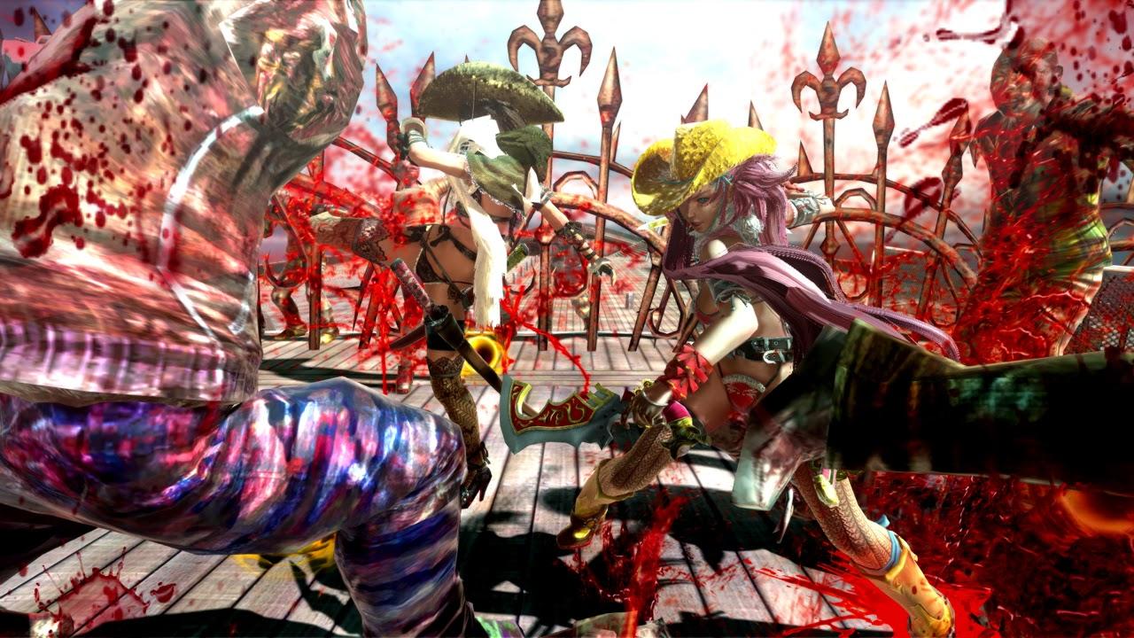 Otaku Gamers Uk News Reviews News Onechanbara Ps4 Screenshots