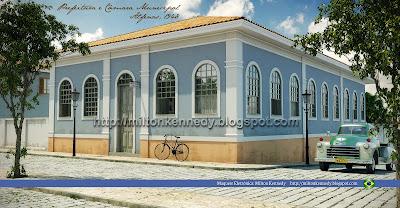 Prefeitura e Câmara Municipal de Alfenas