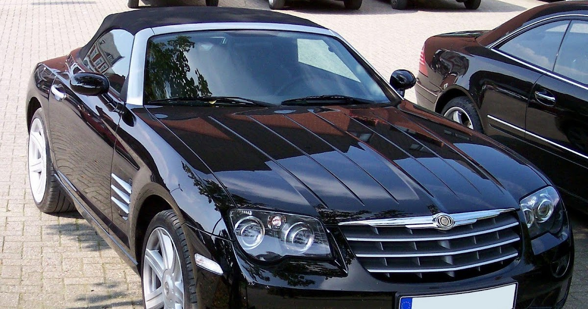 car barn sport chrysler crossfire. Black Bedroom Furniture Sets. Home Design Ideas