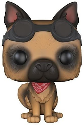 Dogmeat Action Figure from Funko Pop