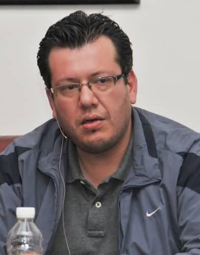 El autor de Silencios (2006) -con el que obtuvo el Premio Nuevo León de Literatura en Poesía- fue una figura en la literatura y la cultura del noreste del país. Fotografía: Archivo de la Secretaría de Cultura.