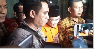 aufik Kurniawan, Wakil Ketua DPR RI sebagai tersangka kasus suap - berbagaireviews.com