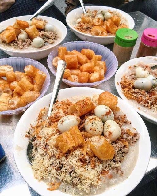 Cháo sườn sụn - món ăn được nhiều tín đồ sành ăn yêu thích