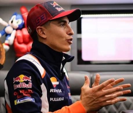 Marc Marquez Le Mans 2021