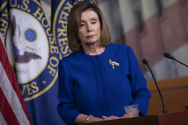 mpeachment case Speaker Nancy Pelosi said, enough evidence to remove Trump