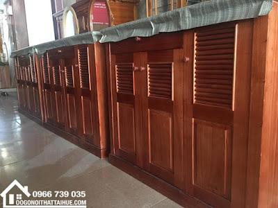 Mua tù giày ở Huế. Mua bàn ghế gỗ ở Huế - Dogonoithattaihue.com