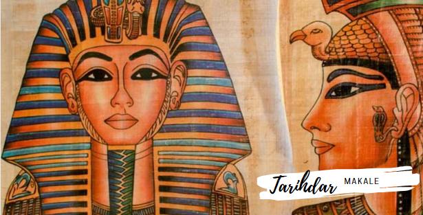 Antik Mısır'da Kadın - tarihdar.com