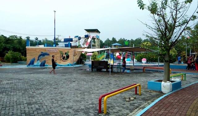 Harga Tiket Kolam Renang Puri Nirwana Waterpark Pilar Cikarang
