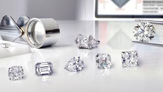Kim cương nhân tạo có giấy kiểm định