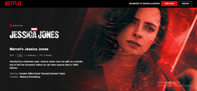Jessica Jones Web series, Your Help