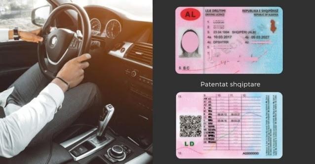 Quando entrerà in vigore l'accordo Albania-Italia sul riconoscimento delle patente? Le procedure sono completate!