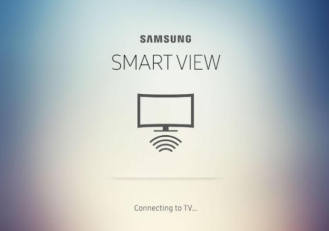 سامسونج ستقوم بإيقاف تطبيق Smart View في 5 أكتوبر 2020
