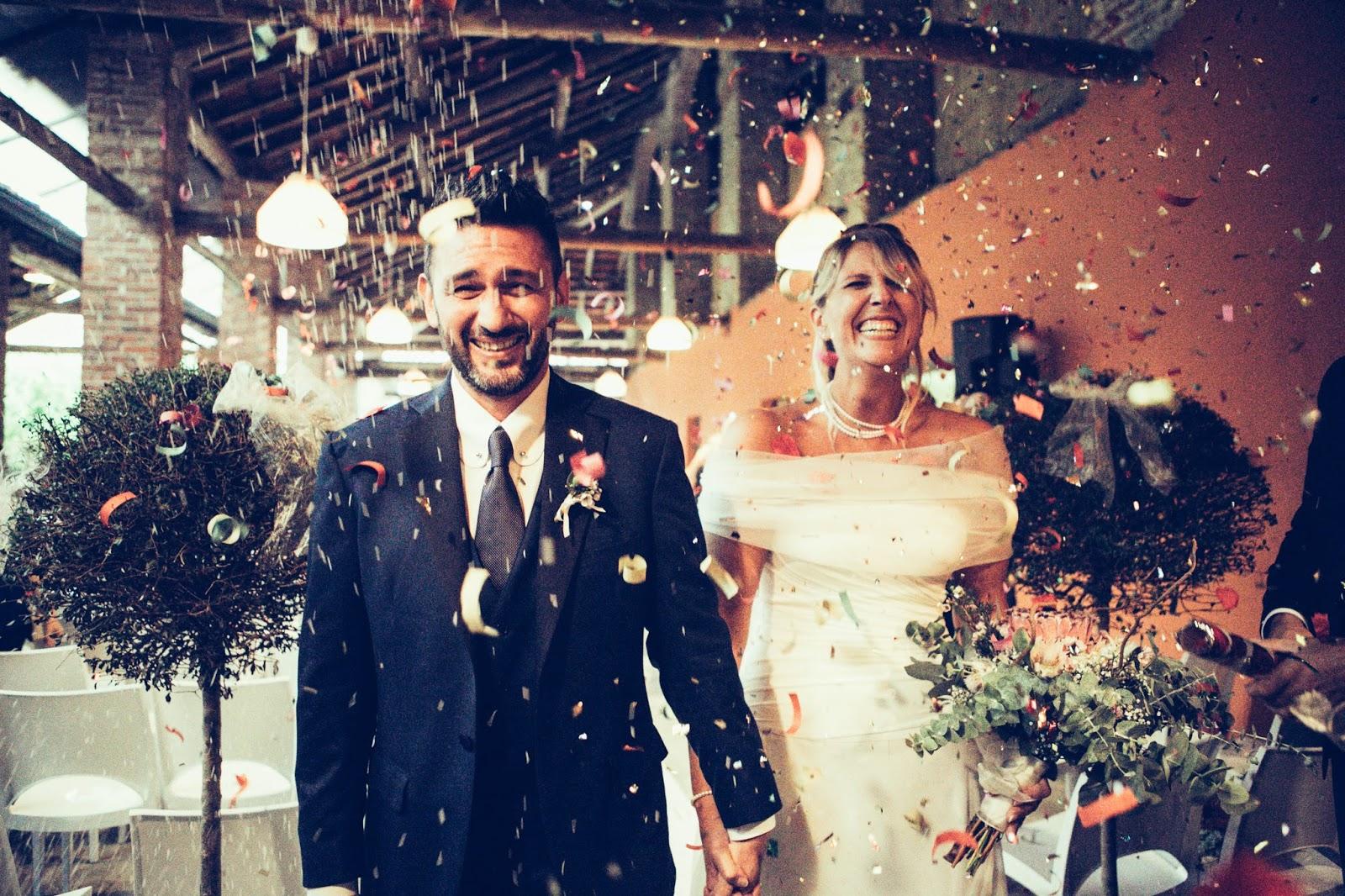 Sparacoriandoli matrimonio rito civile