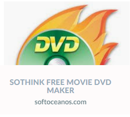 Descargar Sothink Free Movie DVD Maker
