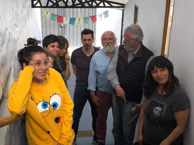 Quilapayún anuncia versión de la Cantata Santa María con cantantes chilenas