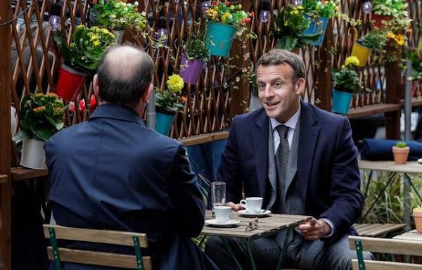 Coronavirus : Emmanuel Macron profite-t-il d'un effet déconfinement dans les sondages ?