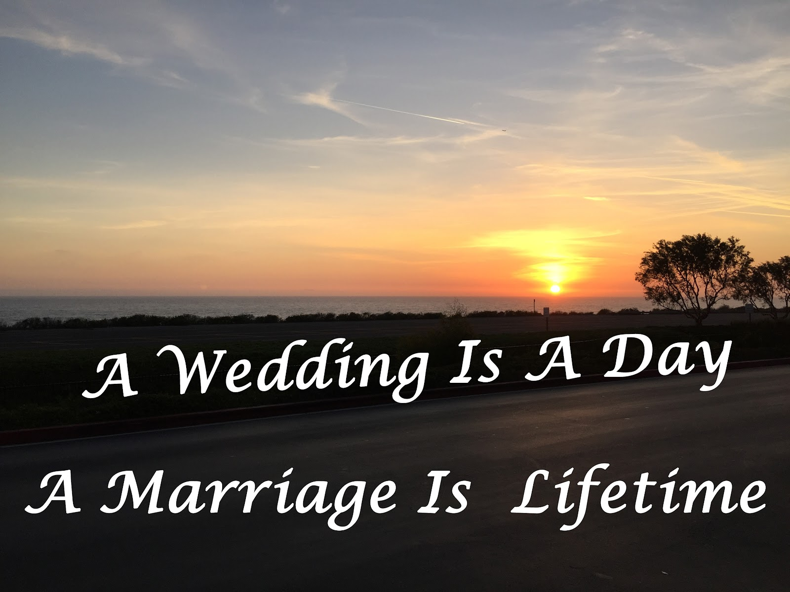 is marriage a lifetime commitment Breaking that commitment of fidelity in adultery not only makes one a liar to the spouse and the people before whom the promise was made at the wedding, but also before god he was a witness to the promise as well.