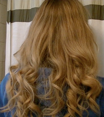 Alliebetv Blog The Best Way To Curl Stubborn Hair