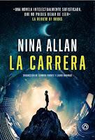 """""""La carrera"""" de Nina Allan"""