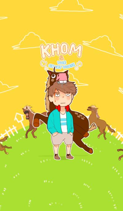 Khom (Dear Diary) & The Crazy Horses