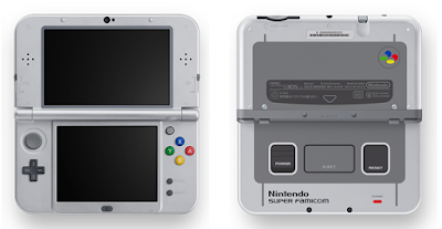 New Nintendo 3DS XL – Edición Super Nintendo