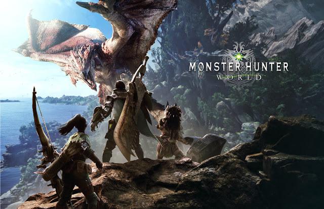تحميل لعبة Monster Hunter World