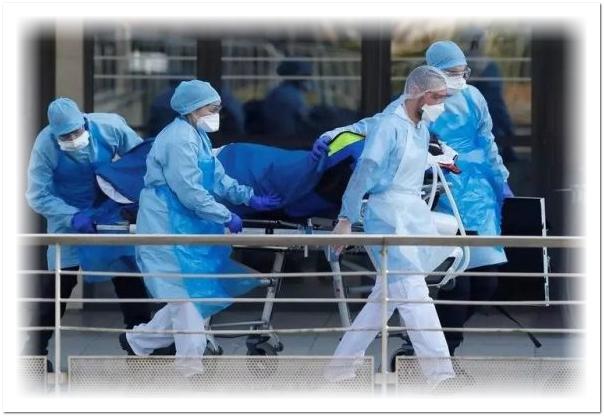 وفيات كورونا في العالم تتجاوز 900 ألف حالة