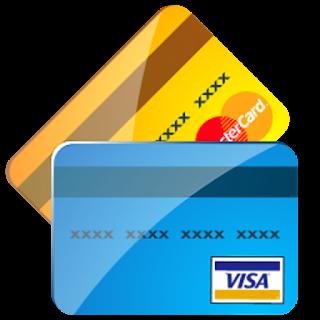 Visa Mastercard PNG
