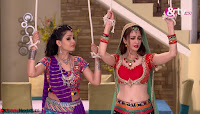 Soumya Tondon aka Bhabhiji in Beautiful Red Ghagra Choli ~  Exclusive Galleries 008.jpg