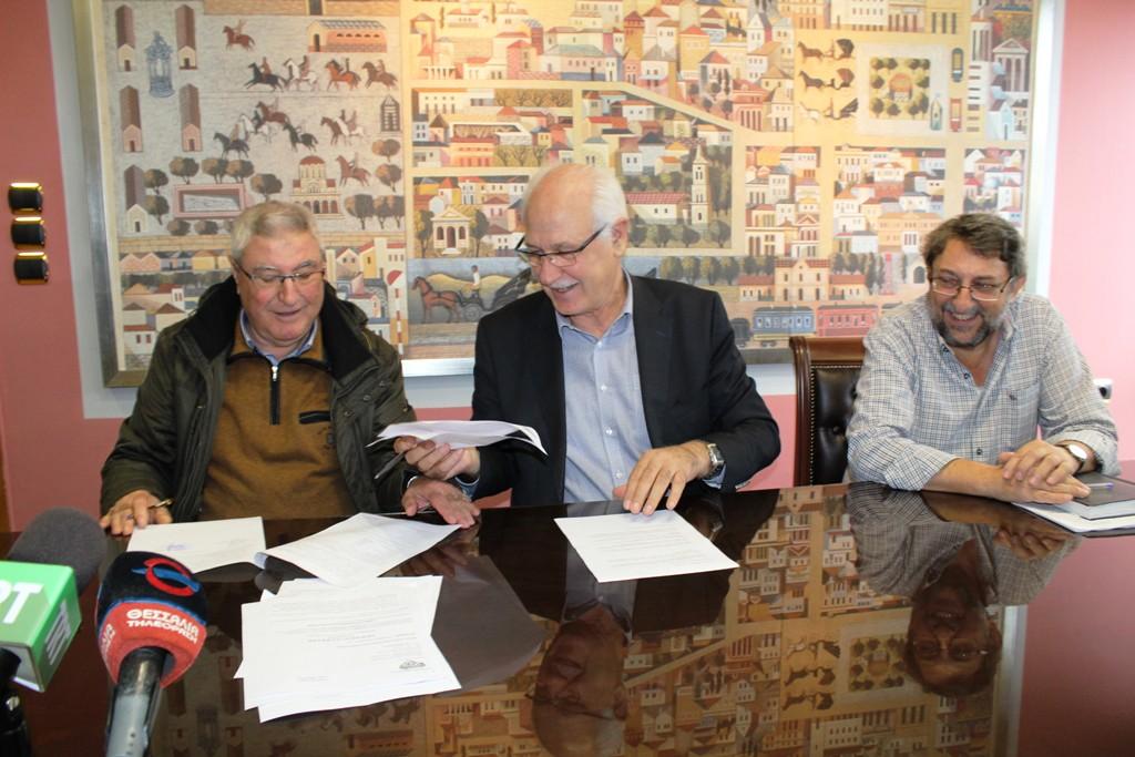 Ξεκινούν οι ασφαλτοστρώσεις στην Γιάννουλη Λάρισας