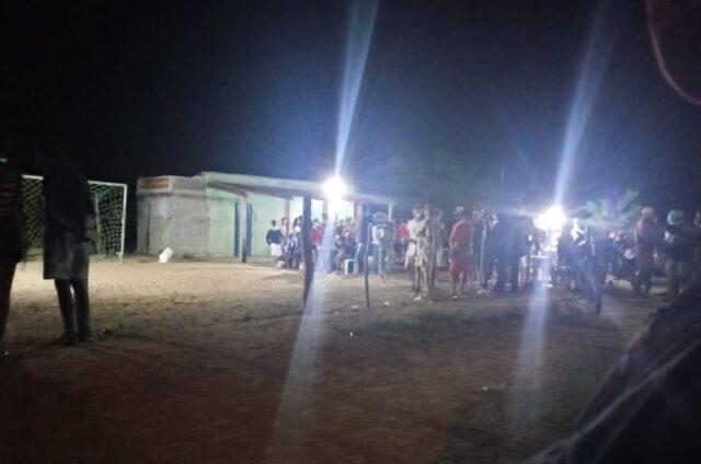 Festa clandestina com quase 100 pessoas é encerrada pela PM no Sertão
