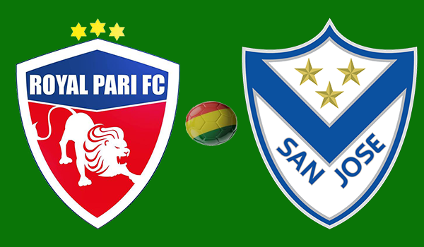 Royal Pari vs. San José - Torneo Apertura 2018