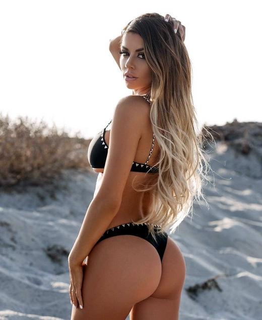 +Buitiful Girls Nake Thong Bikini Babes G-String Bikini Microkini Hot Big Butt Chick Model