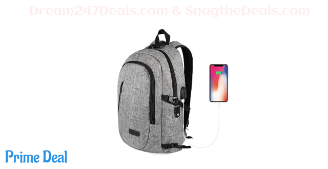 Anti Theft Laptop Backpack 60%OFF