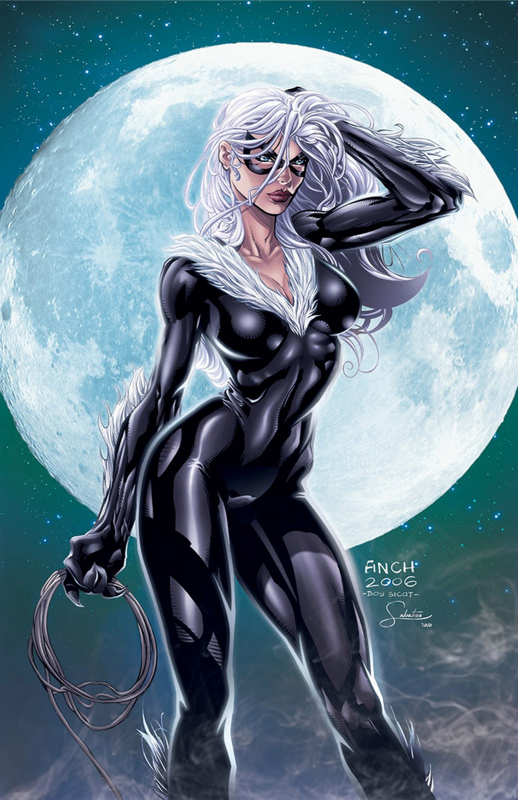 DSNG'S SCI FI MEGAVERSE: THE BLACK CAT!