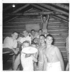 YMCA Camp Foster Boy's Camp Photo in Hiawatha Cabin