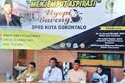 Statmen Ketua DPRD Kota Gorontalo Tidak Substansial Menuai Kritik Dari Kelompok Cipayung