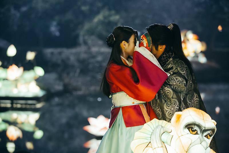 Little Angel Wish : Possible Ending of Moon Lovers: Scarlet Heart Ryeo