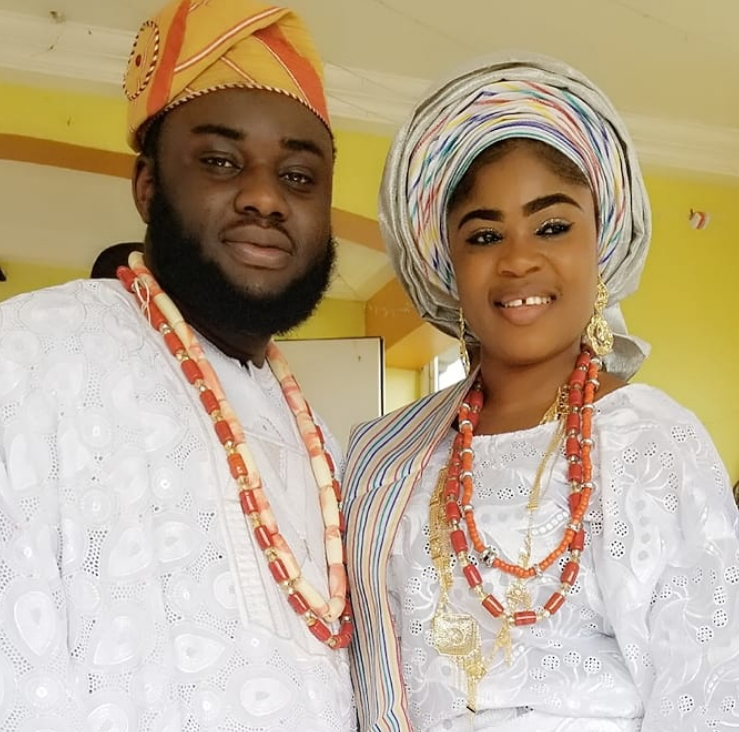 eniola ajao married