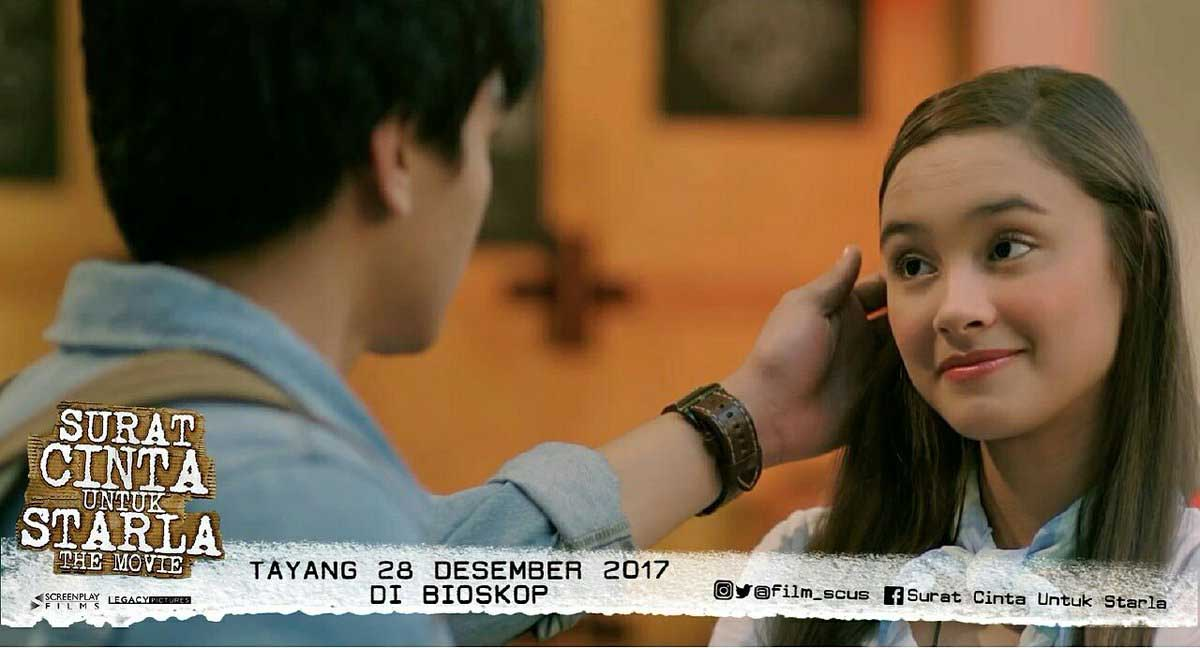 Sinopsis Film Surat Cinta Untuk Starla The Movie 2017 Mbah