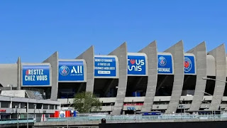 PSG stadium becomes a centre to help hospitals by preparing 25,000 meals