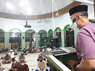Syiar Ramadhan Kapolres Enrekang Khutbah tentang Aturan Ibadah Ramadhan & Idul Fitri yg harus dipatuhi