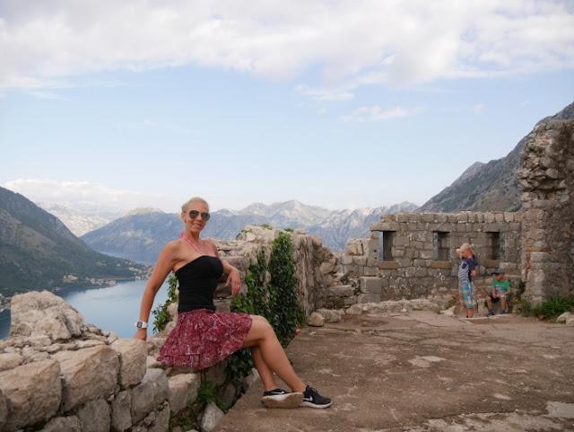 Kokemuksia Montenegrosta Kotorista